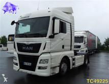 MAN TGX tractor unit