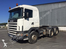 Scania R 144 tractor unit