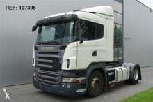 Scania R420 RETARDER EURO 4 tractor unit