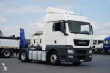 MAN TGX / 18.440 / EURO 5 / XLX / MANUAL tractor unit