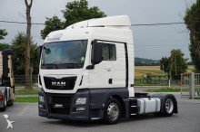 MAN TGX / 18.440 / E 6 / MEGA / LOW DECK / XLX tractor unit