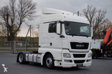 MAN TGX / 18.440 / E 5 / MEGA / LOW DECK / XLX tractor unit