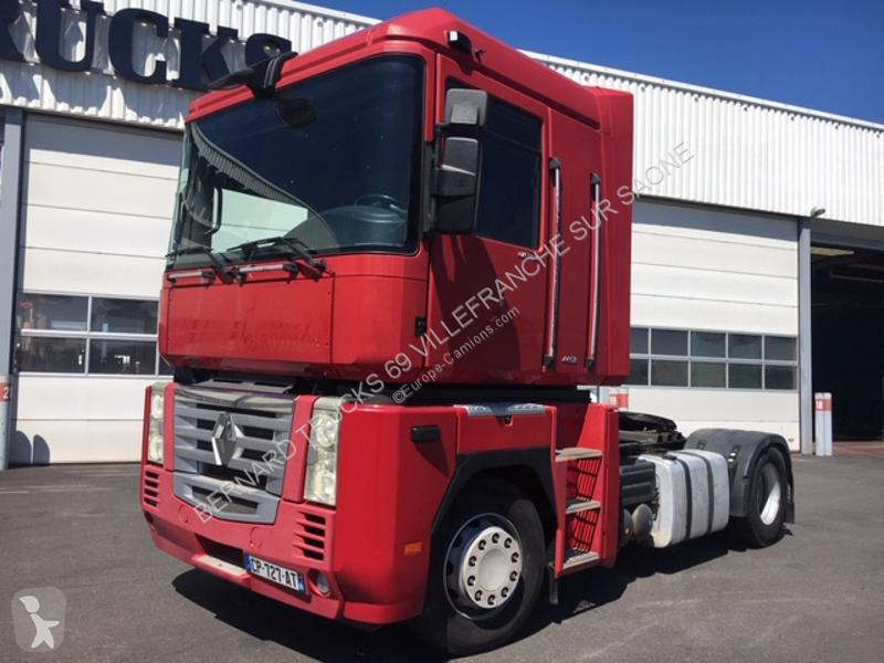 Renault 460.19 T AUTOMATIQUE EURO4 *EXPORT* tractor unit