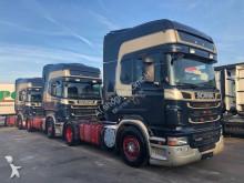 Scania R420 Retarder Euro 5 Blatt/Luft tractor unit