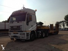 tracteur convoi exceptionnel Iveco