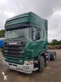 Scania P124 420 tractor unit