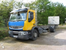 used chassis tractor unit