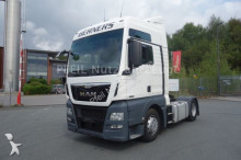 MAN TGX 18.440 XXL-EURO 6-INTARDER- 2 Tanks- TOP tractor unit