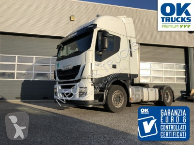 Iveco AS440S50T/P (Euro6 Intarder Klima ZV) tractor unit