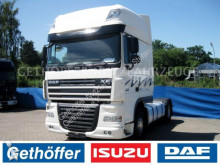 DAF XF 105.460 SSC Super Space Intarder 1.Hand ATe tractor unit