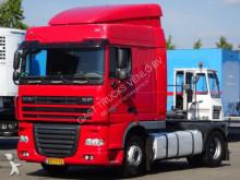 DAF 105 XF 410 MANUAL / INTARDER EURO 5 tractor unit