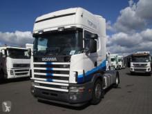 Scania 124 420 Topline Manual Gearbox tractor unit