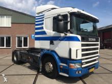 Scania R 114 tractor unit
