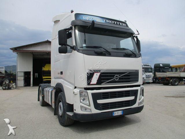 Volvo 13 tractor unit