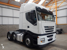 trattore Iveco STRALIS 450 EURO 5, 6 X 2 TRACTOR UNIT - 2010 - YJ60 CWR