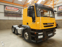 trattore Iveco STRALIS 450 EURO 5 ACTIVE TIME 6 X 2 TRACTOR UNIT - 2012 - SB12