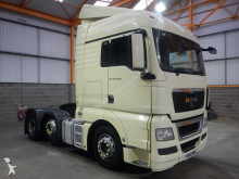 trattore MAN TGX 26.480 (SCR) EURO 5 XLX 6 X 2 TRACTOR UNIT - 2012 - NV62 HMX