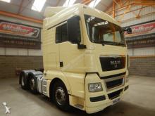 trattore MAN TGX 26.480 (SCR) EURO 5 XLX 6 X 2 TRACTOR UNIT - 2012 - NV62 HNB