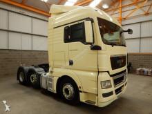 MAN MANT TGX 26.480 (SCR) EURO 5 XLX 6 X 2 TRACTOR UNIT - 2012 - NV6 tractor unit