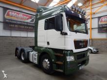 trattore MAN TGX 26.480 XLX 6 X 2 TAG AXLE TRACTOR UNIT - 2009 - SV59 AZW
