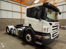 Scania P400 EURO 5, PET REGS 6 X 2 DAY CAB TRACTOR UNIT - 2011 - NJ60 Z tractor unit