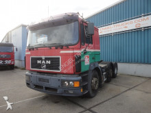 MAN 26.463 FVLT COMMANDER (EURO 2 / ZF16 MANUAL GEARBOX / LIFT-AXLE / STEERING AXLE) tractor unit