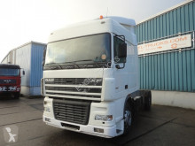 DAF FTXF 95-430 SPACECAB (EURO 3 / ZF-INTARDER / AS-TRONIC / HYDRAULIC KIT / AIRCONDITIONING) tractor unit