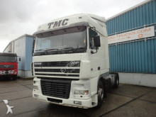 tracteur DAF FTXF 95-430 SPACECAB (ZF16 MANUAL GEARBOX / / AIRCONDITIONING)