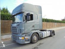 trattore Scania R400*Mega*Retarder*Euro5*Seite Dachsspoiler