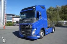 tracteur Volvo FH460 Globetrotter-EURO 6-Leder-New Tires