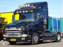 tracteur Scania TORPEDO 144 V8 460 MANUAL *TOP*