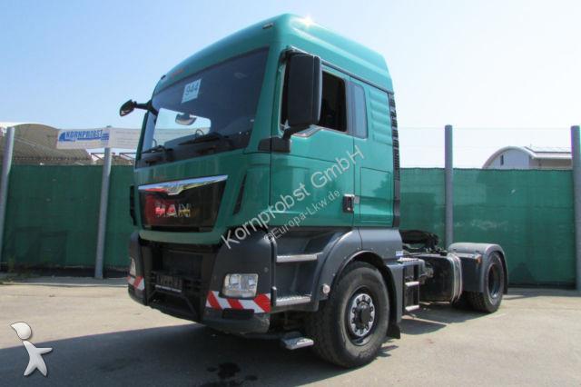 Tracteur MAN TGX 18.400 4x4H BLS-HydroDrive - Nr.: 944