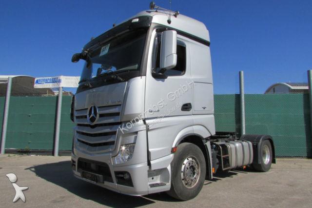 Tracteur Mercedes Actros 1843 4x2 LL - Kipphydraulik Nr.: 937