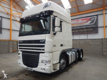 DAF XF105 460 SUPERSPACE EURO 5, 6 X 2 TRACTOR UNIT - 2013 - WK63 VD tractor unit