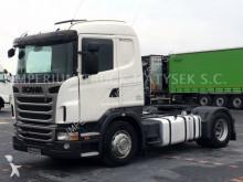 ciągnik siodłowy Scania G 420/RETARDER/MANUAL / TIPPER HYDRAULIC /ADR /