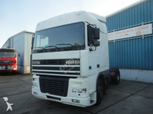 DAF FT 95-380XF SPACECAB (EURO 2 / ZF16 MANUAL GEARBOX / AIRCONDITIONING) tractor unit