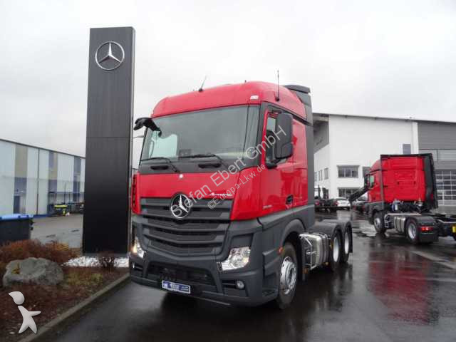 Mercedes Actros 2643 LS 6x4 Euro 6 Sattelzugmaschine