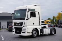 ciągnik siodłowy MAN TGX / 18.440 / EURO 6 / XXL / RETARDER / NAVI