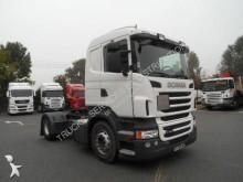 trekker gevaarlijke stoffen / vervoer gevaarlijke stoffen Scania