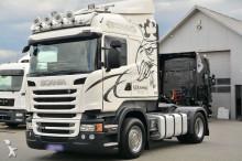 Scania R410 tractor unit