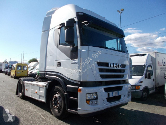 Iveco 440S45 tractor unit