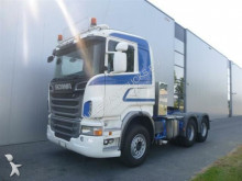 tracteur Scania R500 V8 FULL STEEL RETARDER HUB REDUCTION EU