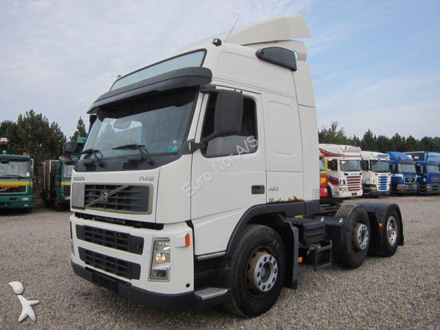 Tracteur Volvo FM12/420 6x2/2 Globetrotter