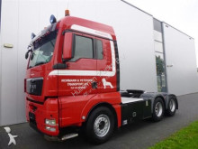 MAN TGX26.480 MANUAL HYDRAULICS EURO 5 tractor unit