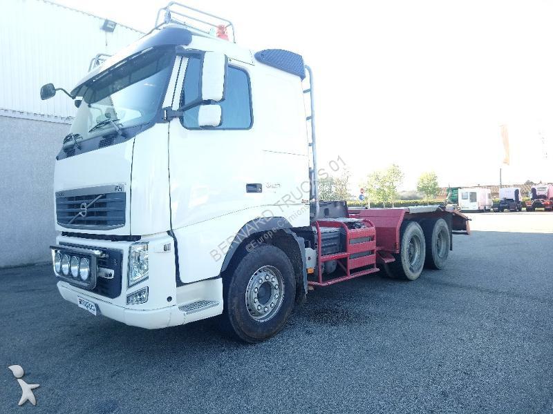 Tracteur Volvo 520 6x4