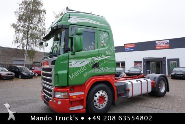 Tracteur Scania G420 Retarder, Klimaanlage