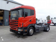 tracteur Scania 142-400 (MANUAL GEARBOX)