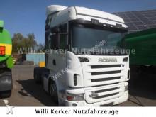 Scania Sattelzugmaschine Schwertransport