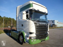 tracteur Scania R580 - EURO 6 - FULL OPTION - TOP CONDITION !