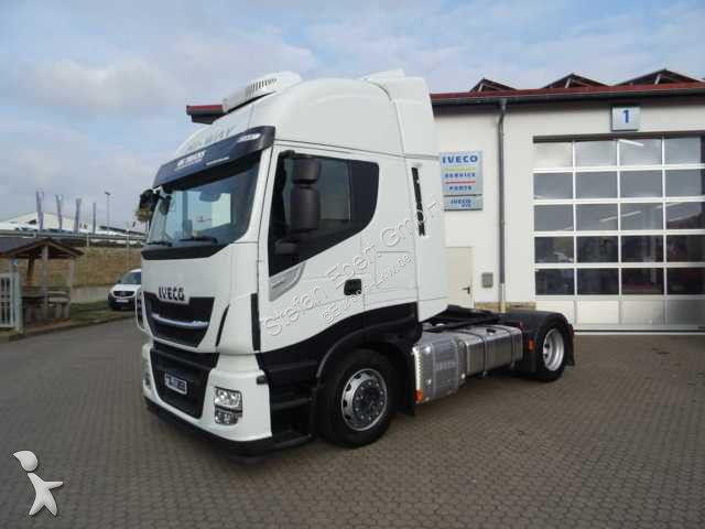 Tracteur Iveco Stralis AS440S48T FP Intarder Standklima Euro 6
